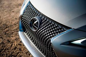 Lexus Trademarks Name For All-New Model