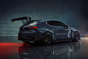 Mazda 3 TCR Killed Off Before It Got To Slay Any Tracks