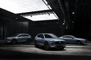 Mazda Brings Special Carbon Editions To Three Popular Models