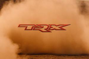 Teased: Raptor-Fighting Ram 1500 TRX Gets A Desert Workout
