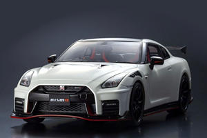 This Ridiculously Detailed Nissan GT-R Nismo Is Ultra-Rare