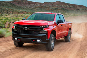 Chevy Silverado Finally Getting GMC Sierra's Coolest New Feature