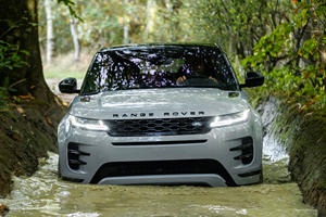 New Range Rover Evoque Could Be A Game-Changer