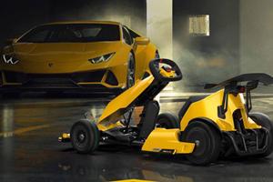 This Is The Lamborghini Of Go-Karts