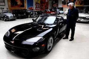 Jay Leno Says People Hate His Perfect 1993 Dodge Viper