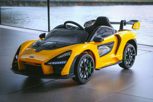 Your Kids Can Now Enjoy Their Very Own McLaren Senna