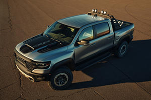 A Fully Loaded 2021 Ram 1500 TRX Will Cost Over $100,000