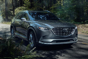 2021 Mazda CX-9 Arrives With New Looks And Updated Interior