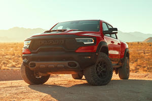 Ram 1500 TRX Doesn't Need The Hellcat To Beat Ford Raptor
