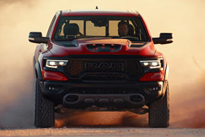 2021 Ram 1500 TRX Will Be A Huge Hit Outside America