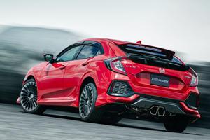 Mugen Gives Honda Civic Hatchback A Mad New Look