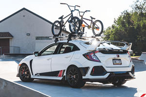 Honda Civic Type R Gets Extreme Lifestyle Makeover