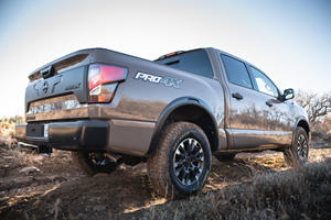 Here's How Much The 2021 Nissan Titan Will Cost