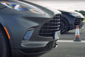 Drag Battle: Aston Martin DBX Vs. Lamborghini Urus