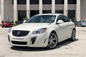Weekly Treasure: 2012 Buick Regal GS