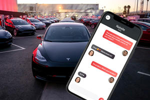 New Tesla Dating App Makes Online Dating S-3-X-Y