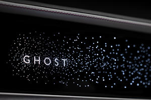 Rolls-Royce Spent 10,000 Hours Creating The New Ghost's Latest Feature