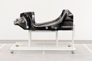 McLaren Unveils New Supercar Platform