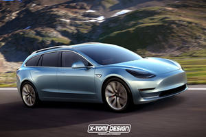 Tesla Already Wants To Redesign The Model 3