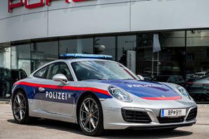 Coolest Police Cars From Around The World