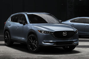 2021 Mazda CX-5 Adds New Carbon Edition Model