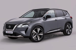 This Is What The New Nissan Rogue Sport Will Look Like