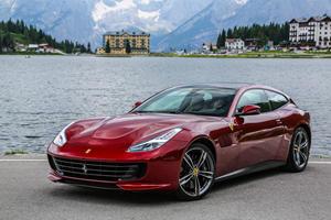 SUVs Might Have Just Killed Ferrari's Strangest Model