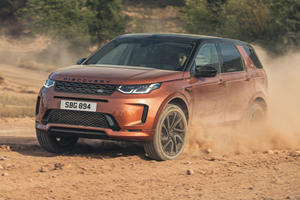 2021 Land Rover Discovery Sport Black Edition Revealed With Nearly 300 HP