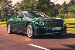 Bentley Flying Spur Gets The Carbon Fiber Treatment