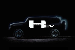GMC's All-American, All-Electric Hummer Is Heading To Russia