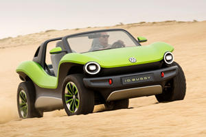 We've Got Bad News About Volkswagen's Radical ID Buggy