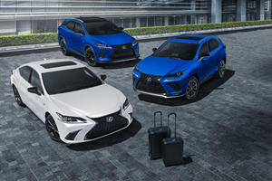Lexus RX Black Line Special Edition Limited To Just 1,000 Units