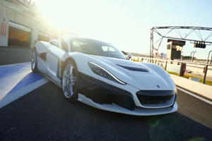 F1 Champion Buys 1,900-HP Rimac C_Two