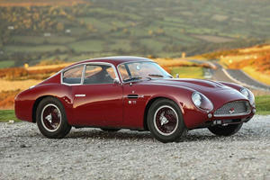 Rare Aston Martin DB4 GT Zagato Could Fetch Over $11 Million