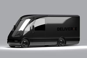 Bollinger DELIVER-E Arrives To Challenge Rivian's Electric Delivery Van