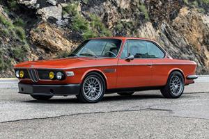 Robert Downey Jr. Has Bought This Stunning Resto-Mod BMW