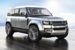 Land Rover Defender Yachting Edition Is Pure Opulence