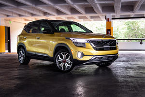 5 Reasons Why The Kia Seltos Is A Great Subcompact Crossover