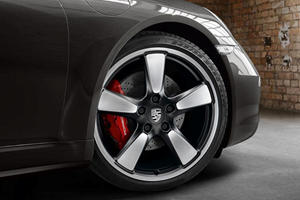 Cars Instantly Recognizable By Their Wheels