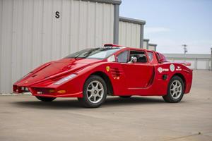 World's Worst Ferrari Enzo Up For Sale