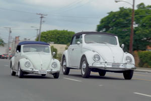 Meet The VW Beetle That's Larger Than A Hummer