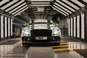 Bentley Produces A Very Special Flying Spur