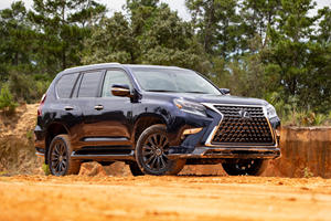The Lexus GX 460 Is Unlike Any Other SUV On The Market