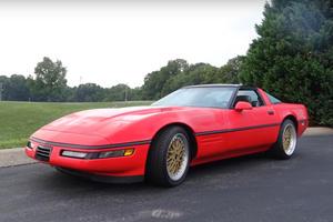 This Ferocious 700-HP Corvette ZR-1 Packs A 9.8-Liter V12