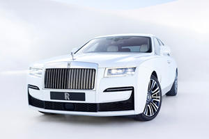 New Rolls-Royce Ghost Revealed With Minimalist Styling And Gorgeous Cabin