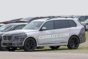 BMW X7 Is Getting A Major Update
