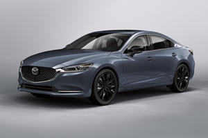 2021 Mazda6 Posts Fewer Changes Than Its Siblings