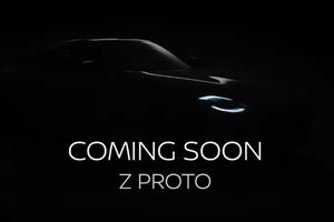 It's Official! Nissan Z Will Be Unveiled September 15