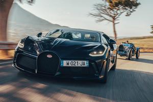 Bugatti Divo Takes On Toughest Challenge Yet