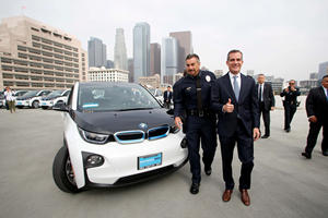 LAPD Selling Dirt-Cheap BMW i3s Right Now